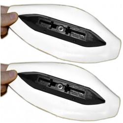 Click Fins インフレータブルSUP用 フィン・ボックス 交換 アップグレード airSUP用 パドルボード用 (2)