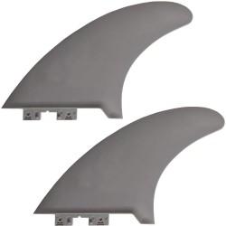 "178mm クリックフィン 7"" Click Fins インフレータブルSUP用 川 海 サーフィン 安心 安全 airSUP パドルボード用"